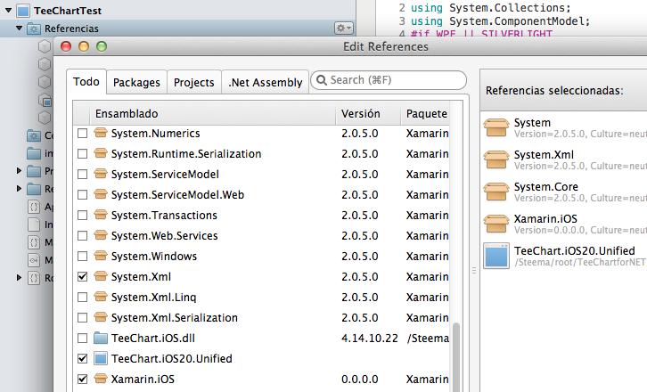 TeeChart NET for iOS and Xamarin iOS Unified API – Steema Blogs